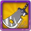 我是火影4星武器物品--断刀-斩首大刀