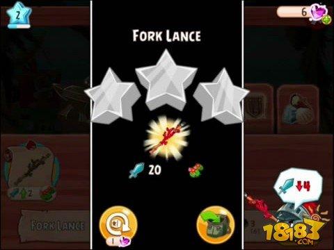 怒鸟传Angry Birds Epic截图五