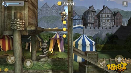 发条骑士2游戏截图四