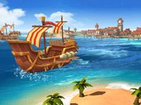 航海家园 休闲娱乐激情互动