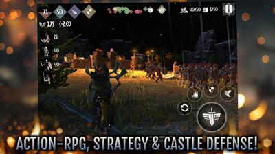 英雄城堡2游戏截图二