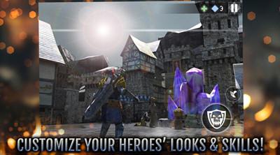 英雄城堡2游戏截图四