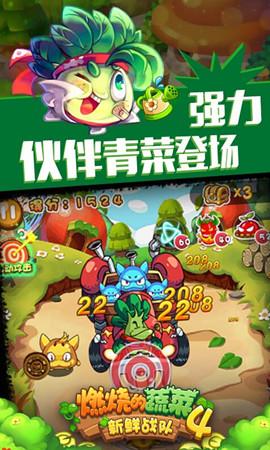 燃烧的蔬菜4新鲜战队游戏截图二