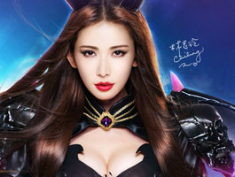 魔灵幻想12.17公测发布会 志玲姐姐性感来袭