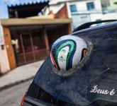欢迎来到2014年世界杯巴西