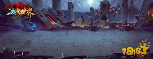 海铭世纪正式公布首款史诗级卡牌巨作《冰火世界》