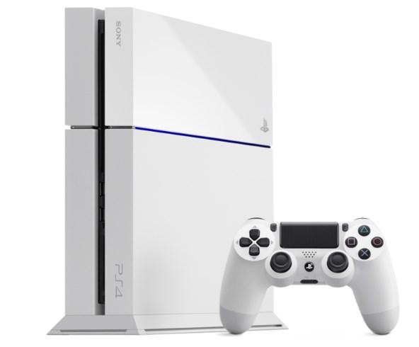 索尼PS4正式入华 国行版售价2899元