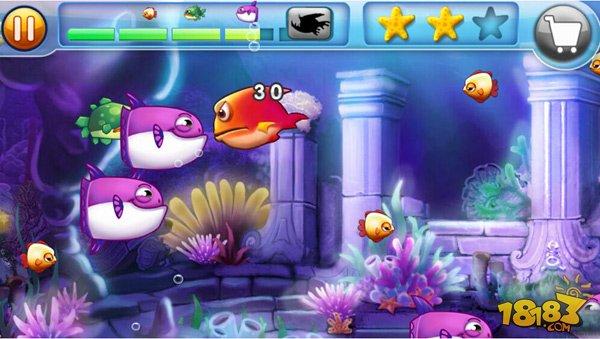 《大鱼吃小鱼2》TV版:海底生存大作战