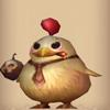 格斗宝贝英灵炸弹鸡Q比
