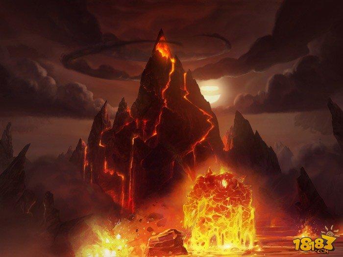 炉石传说 黑石山的火焰 熊熊点燃
