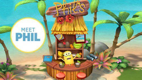 电影改编游戏《小黄人乐园》今年夏天推出