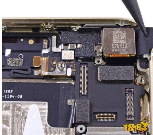 iphone5s拆机评测:iphone5s拆机图解教程