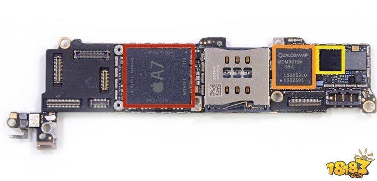 iphone5s拆机评测:iphone5s拆机图解教程(2)