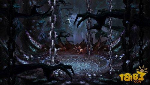 西游降魔篇手游游戏场景图欣赏 白骨洞