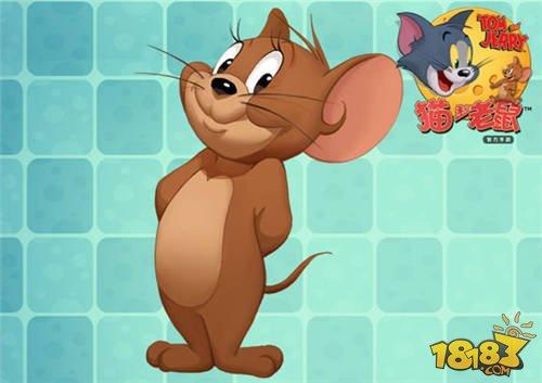 老鼠杰瑞可爱图片