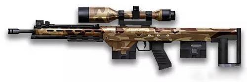 全民突击DSR-1怎么样 狙击枪DSR-1属性详解