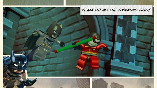 《乐高蝙蝠侠 3:飞跃哥谭市》现已登陆ios
