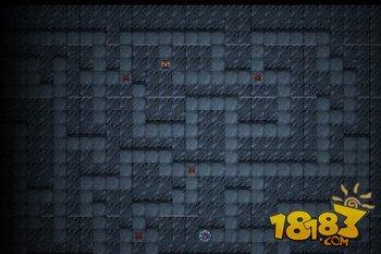 地下城堡位面栈道地图详细介绍