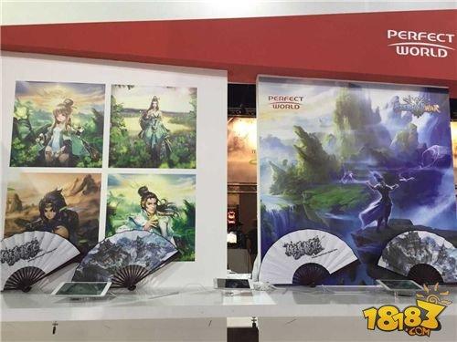 中国风席卷海外《倚天》《遮天》游戏首曝