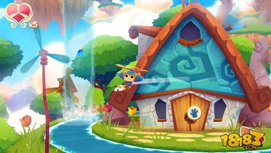清新唯美的童话世界 世嘉精品手游《heroki》评测图片