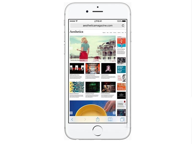 苹果iphone6s图片_iphone6s手机图片