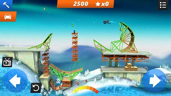 造桥游戏设计图