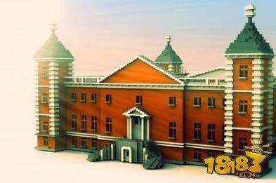 我的世界塔图瑞恩城堡建筑存档下载