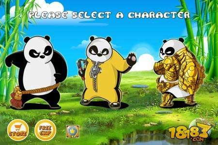 熊猫屁王游戏背景介绍分享