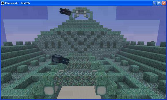 我的世界海底神殿攻略详解