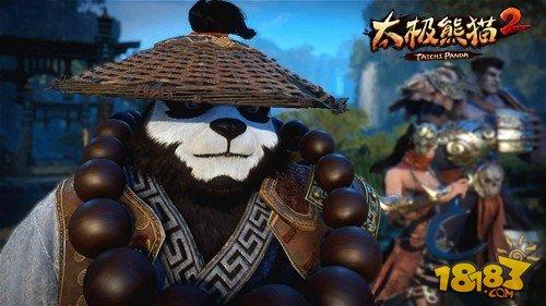 大片即视感 《太极熊猫2》开场CG震撼曝光