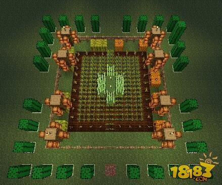 我的世界新手农场玩法攻略(2)
