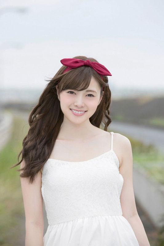 清纯美女白石麻衣清新写真