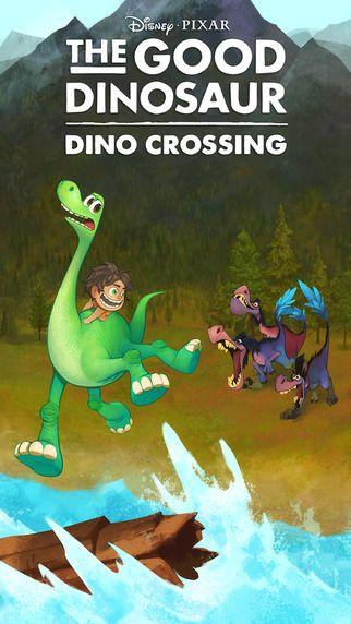 3d动画改编 官方游戏《恐龙当家》ios上架