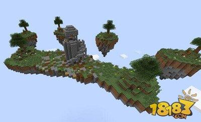我的世界空岛战争天空神庙地图下载