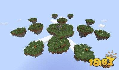 我的世界空岛战争小空岛大战地图下载