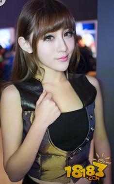 火线美女陈雨涵青春靓丽:女王范十足