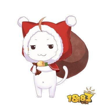 奇迹暖暖换新装 圣诞版本抢先看