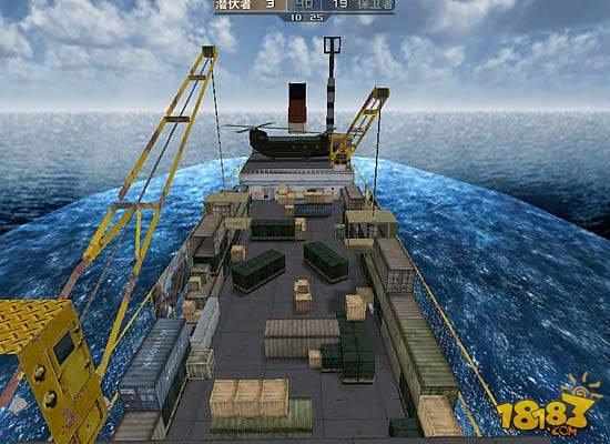 CFer新手必备 教你玩转最热地图运输船