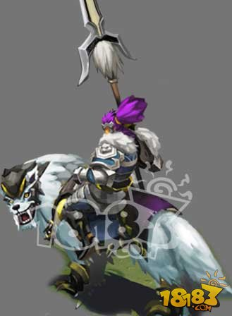 18183王者荣耀每日爆料:骑老虎的李靖