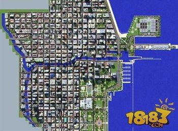 我的世界飞机场地图展示