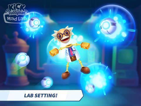 把科学家折磨死《疯狂实验室》现已上架