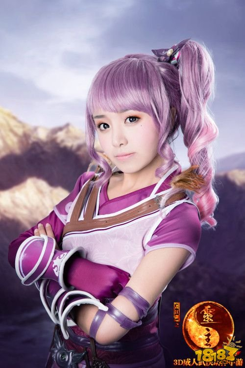 《画江湖之灵主》 cosplay今发布图片