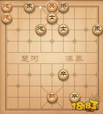 天天象棋战国第211关过关取胜秘籍