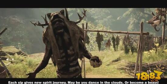 《孤岛惊魂:原始杀戮》新预告 化身猛犸象