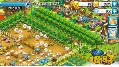 全民农场手游种果树攻略 详细玩法解析