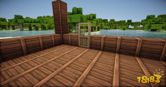 我的世界简单精致的欧式小房子建造教学(2)