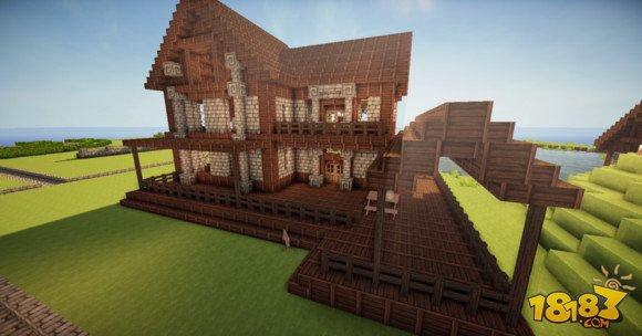 我的世界别墅设计图什么样的