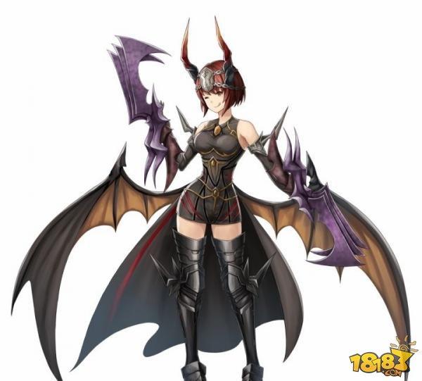 zooskool兽x人-动作RPG手游 天堂X地狱 人设截图曝光