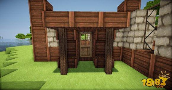 我的世界两层小别墅建筑怎么做 3图片