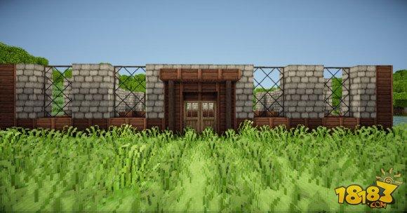 我的世界建筑教学:三层小旅馆建造方法(3)_18183我的 ...